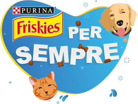 concorso Friskies vinci forniture per tutta la vita del tuo cane o del tuo gatto