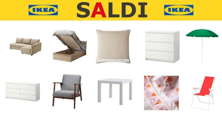 Saldi Ikea iniziati nello store online