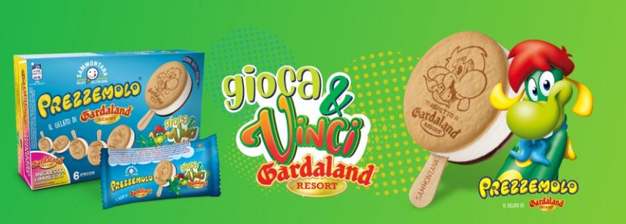 Concorso Sammontana: con Prezzemolo vinci Gardaland