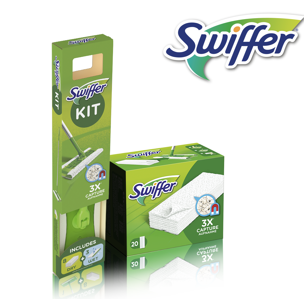 SPENDI E RIPRENDI SWIFFER