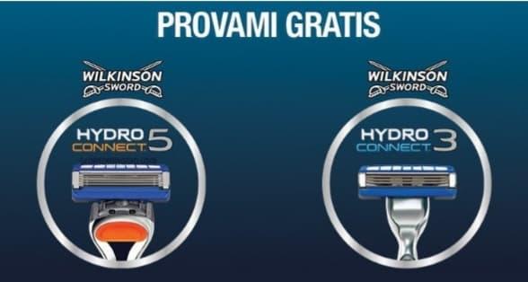 Wilkinson Hydro Provami Gratis