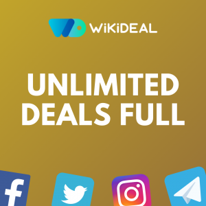 UNLIMITED Deals