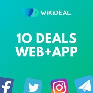 10 Deals Web + APP