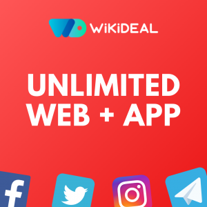Unlimited Web + App